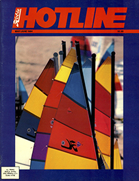 Hobie Hotline - May/June, 1984