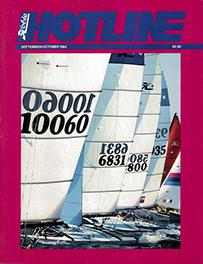 Hobie Hotline - September/October, 1984