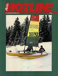 Hobie Hotline - November/December, 1984