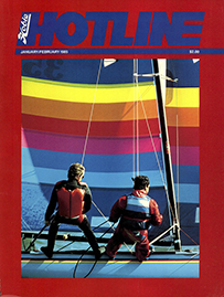 Hobie Hotline - January/February, 1985