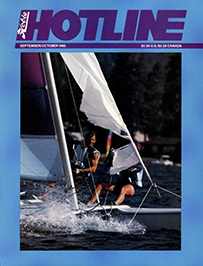 Hobie Hotline - September/October, 1985