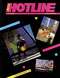 Hobie Hotline - May/June, 1986