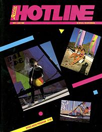 Hobie Hotline - May/June, 1986