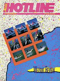 Hobie Hotline - September/October, 1986