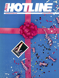 Hobie Hotline - November/December, 1986