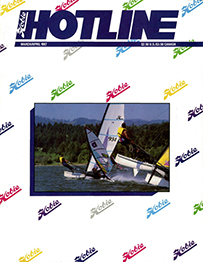 Hobie Hotline - March/April, 1987