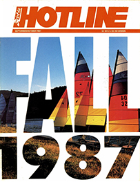 Hobie Hotline - September/October, 1987