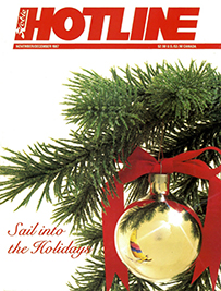 Hobie Hotline - November/December, 1987
