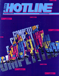 Hobie Hotline - January/February, 1989