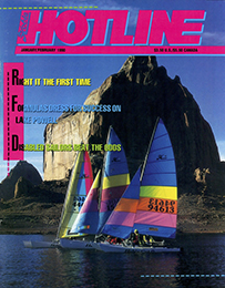 Hobie Hotline - January/February, 1990