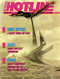 Hobie Hotline - May/June, 1990