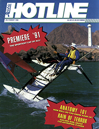 Hobie Hotline - July/August, 1990