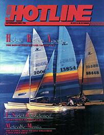 Hobie Hotline - September/October, 1990