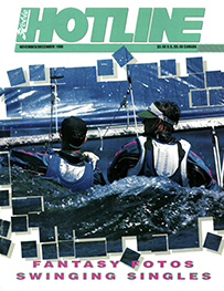 Hobie Hotline - November/December, 1990