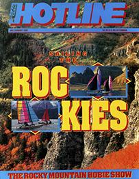 Hobie Hotline - July/August, 1991