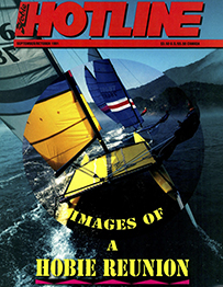 Hobie Hotline - September/October, 1991