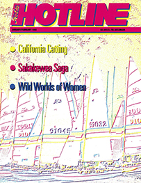 Hobie Hotline - January/February, 1992