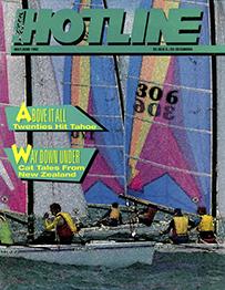Hobie Hotline - May/June, 1992