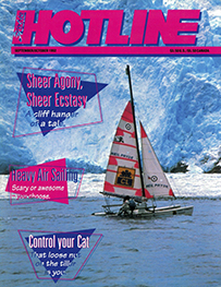 Hobie Hotline - September/October, 1992
