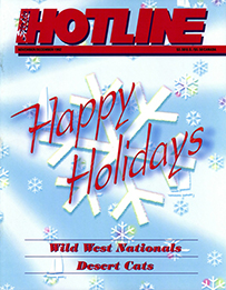Hobie Hotline - November/December, 1992