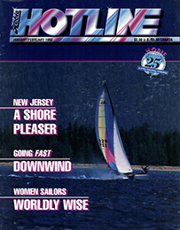 Hobie Hotline - January/February, 1993