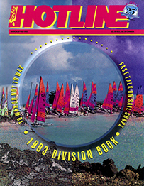 Hobie Hotline - March/April, 1993