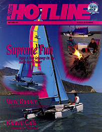 Hobie Hotline - May/June, 1993