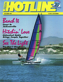 Hobie Hotline - July/August, 1993