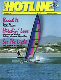 Hobie Hotline - July/August, 1993