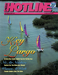 Hobie Hotline - September/October, 1993