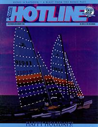 Hobie Hotline - November/December, 1993