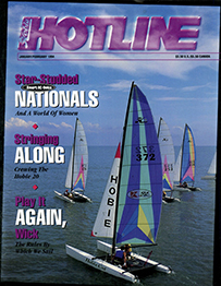 Hobie Hotline - January/February, 1994