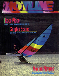 Hobie Hotline - March/April, 1994