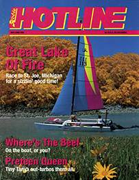 Hobie Hotline - May/June, 1994
