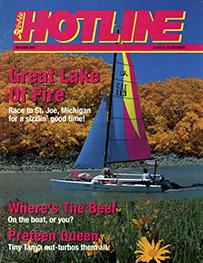 Hobie Hotline - May/June, 1994