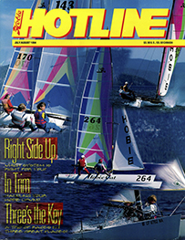 Hobie Hotline - July/August, 1994