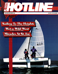 Hobie Hotline - November/December, 1994