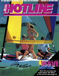 Hobie Hotline - January/February, 1995