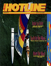Hobie Hotline - May/June, 1995