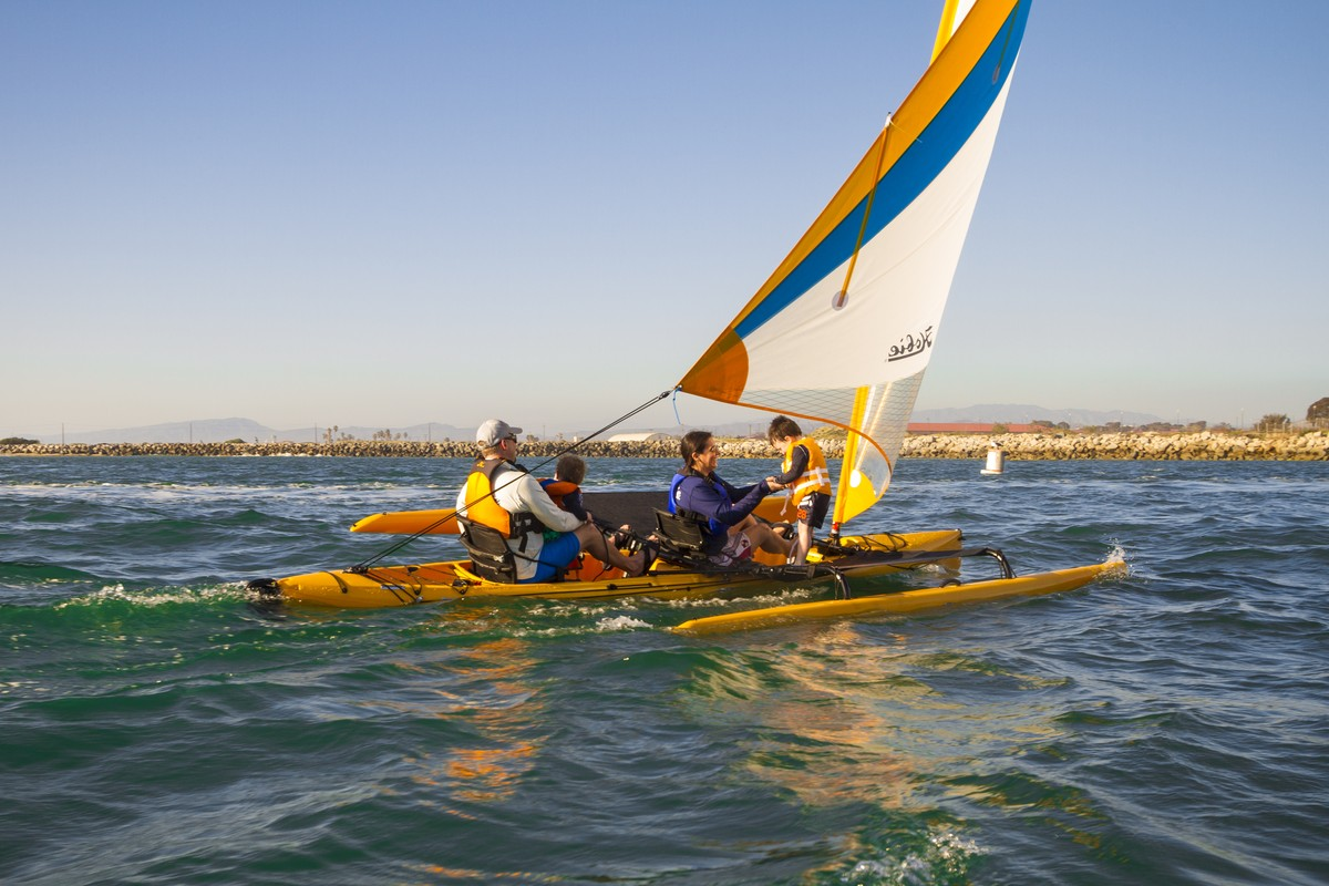 Article image - Sailing with kids