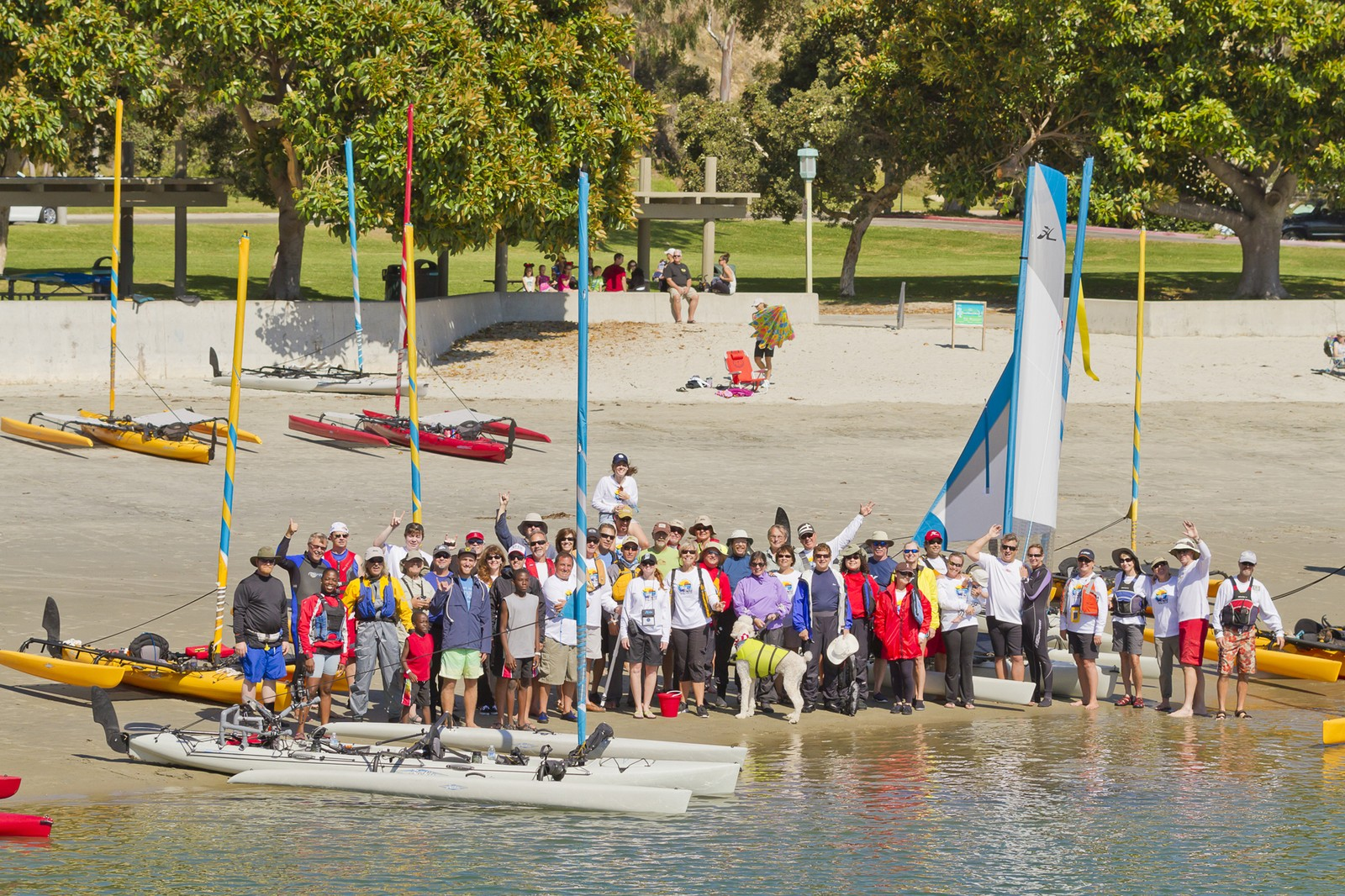Hobie Island Club - Dana Point October 2012