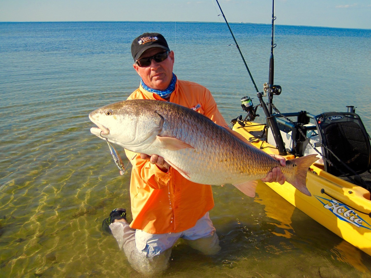 Get Out The Plastic An Introduction To Kayak Fishing Hobie
