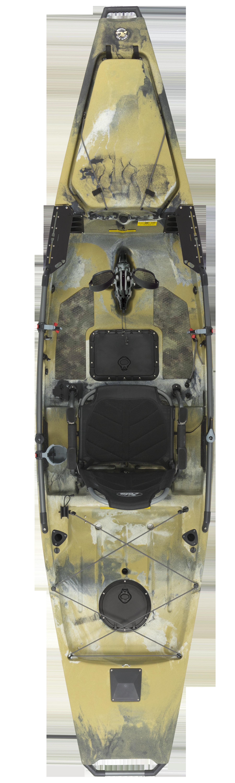 Mirage Pro Angler 14 Pedal Fishing Kayaks
