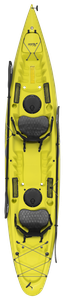 Odyssey Tandem Kayaks