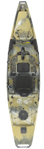 Mirage Pro Angler 14 Pedal Fishing Kayaks