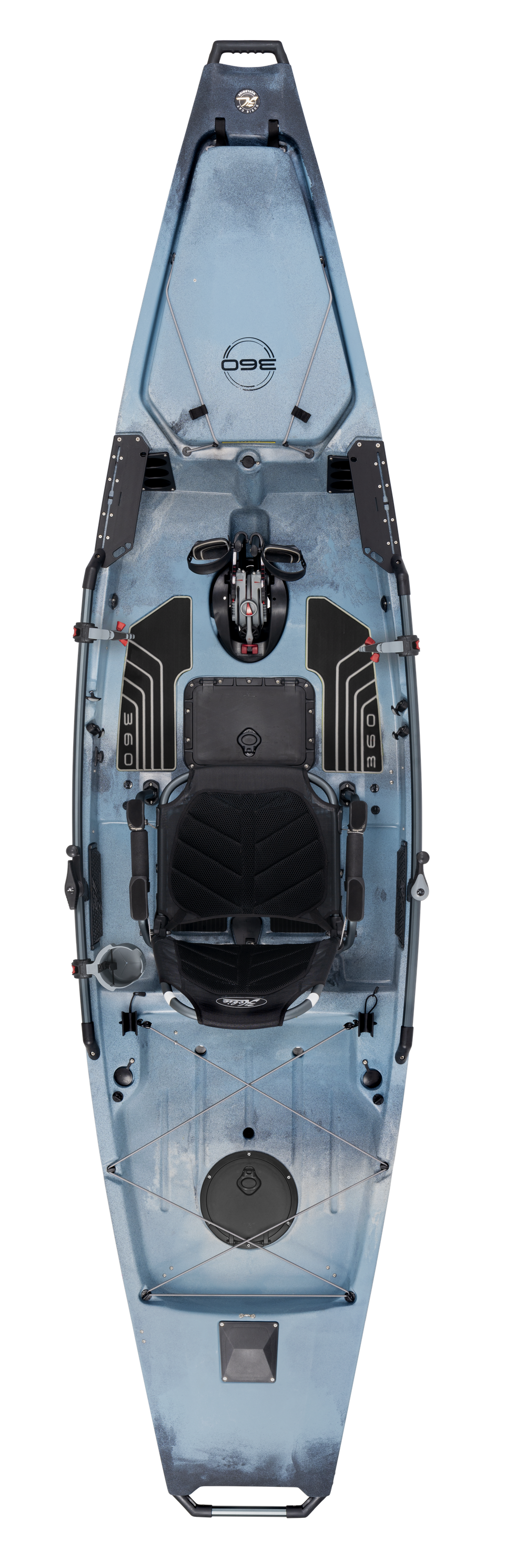 Mirage Pro Angler 14 with 360 Drive Technology Product Image