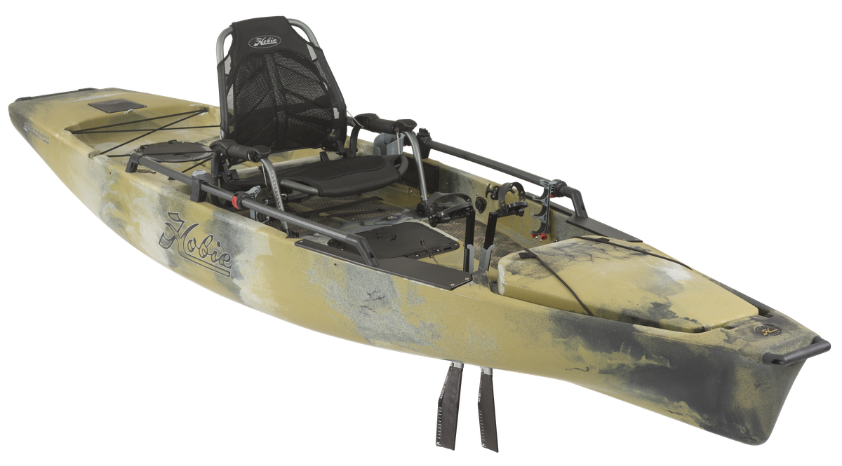 Hobie 39 s fishing gift guide hobie cat for Fishing kayak with livewell