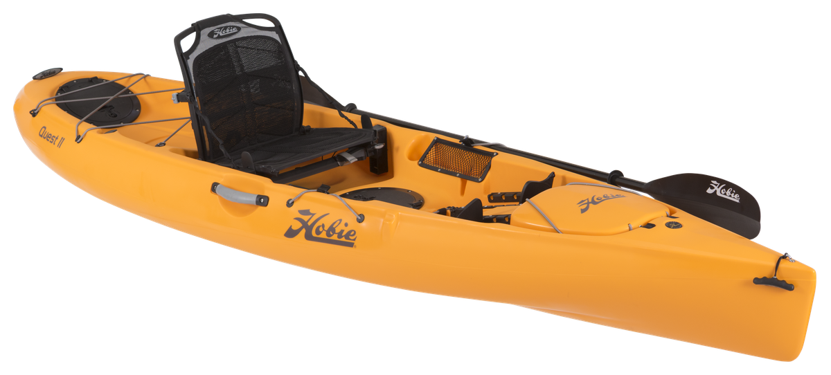 Quest 11 Paddle Kayaks