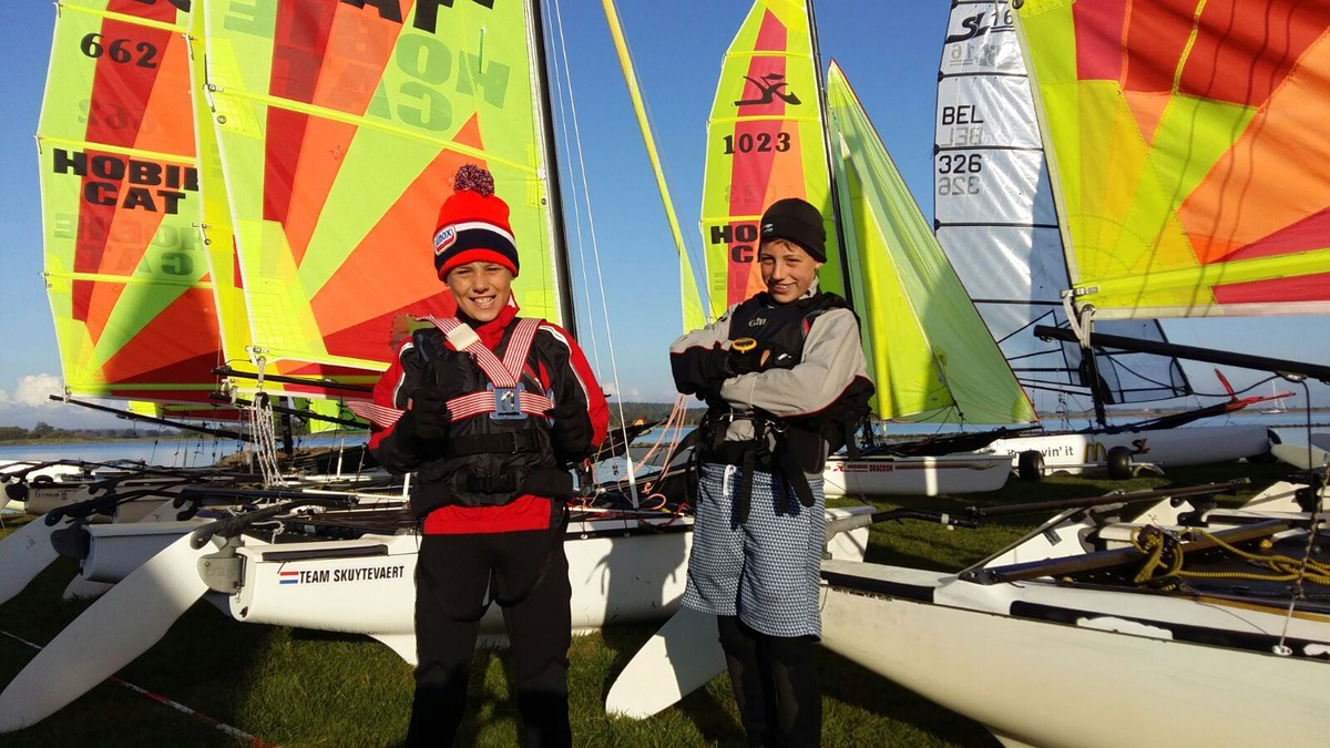 Article image - Meet the sailors of the AC Endeavour Jr Wave Regatta
