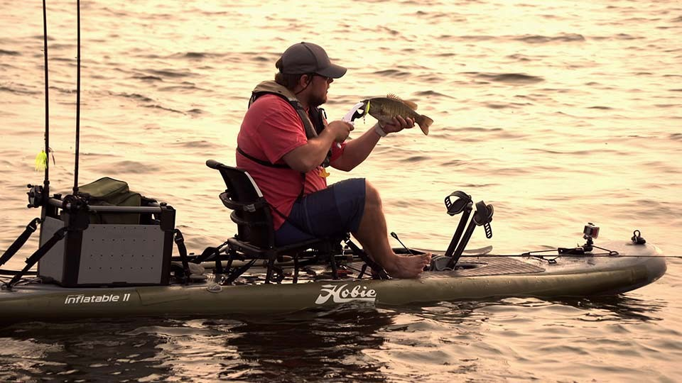 Hobie Kayak Anglers Tame the North Woods - Lake of the Woods